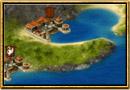 Grepoliksen näyttökuva – kartta